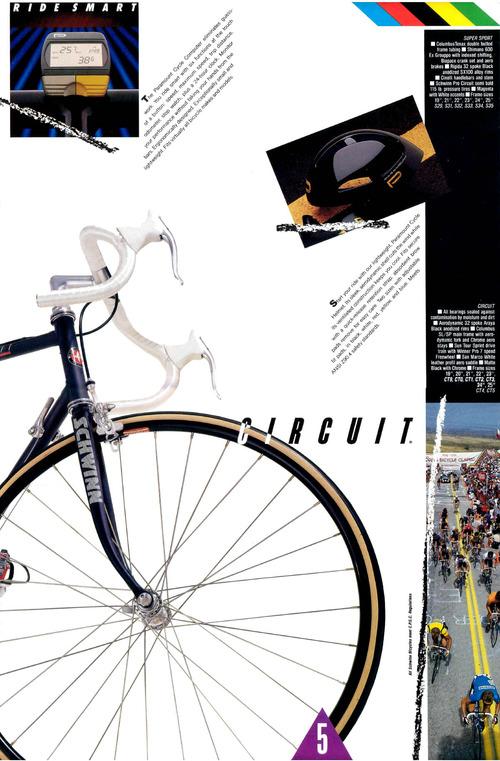 Schwinn 1987 Super Sport / Circuit